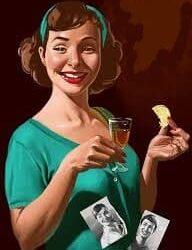 Matka, żona, bizneswoman – a może wysokofunkcjonująca alkoholiczka?